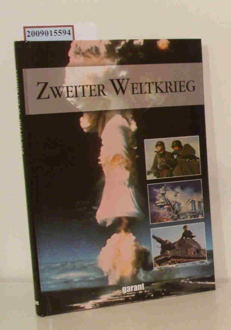 Zweiter Weltkrieg [Text: Reinhard Barth] - Barth,  Reinhard
