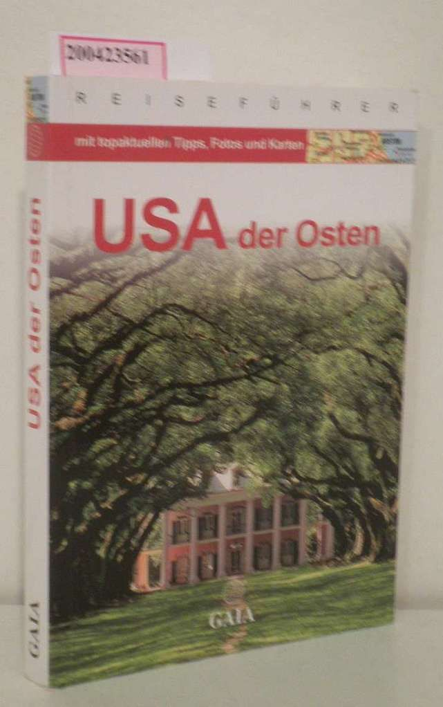 USA, der Osten Horst Schmidt-Brümmer - Schmidt-Brümmer,  Horst