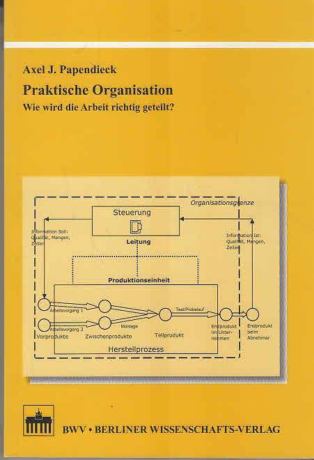 Praktische Organisation: Wie wird die Arbeit richtig geteilt? - Axel, J. Papendieck