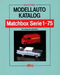 modellauto katalog matchbox serie 1 75 basiskatalog. Black Bedroom Furniture Sets. Home Design Ideas