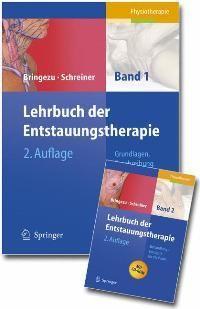 Lehrbuch der Entstauungstherapie I / II: Set: BD. 1 Und BD. 2: 2 Bde. (Gebundene Ausgabe)  von Günther Bringezu (Autor), Otto Schreiner  Auflage: 2. A. (23. Januar 2006) - Günther Bringezu Otto Schreiner