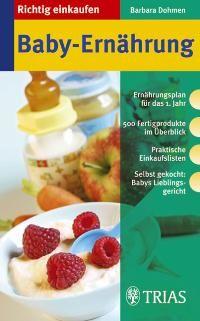 Richtig einkaufen Babyernährung