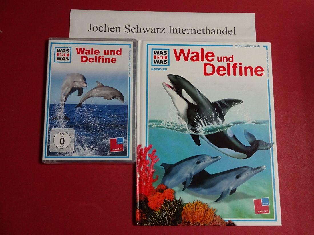 Wale und Delfine Buch & DVD - Deimer, Petra, Manfred Kostka und Frank Kliemt