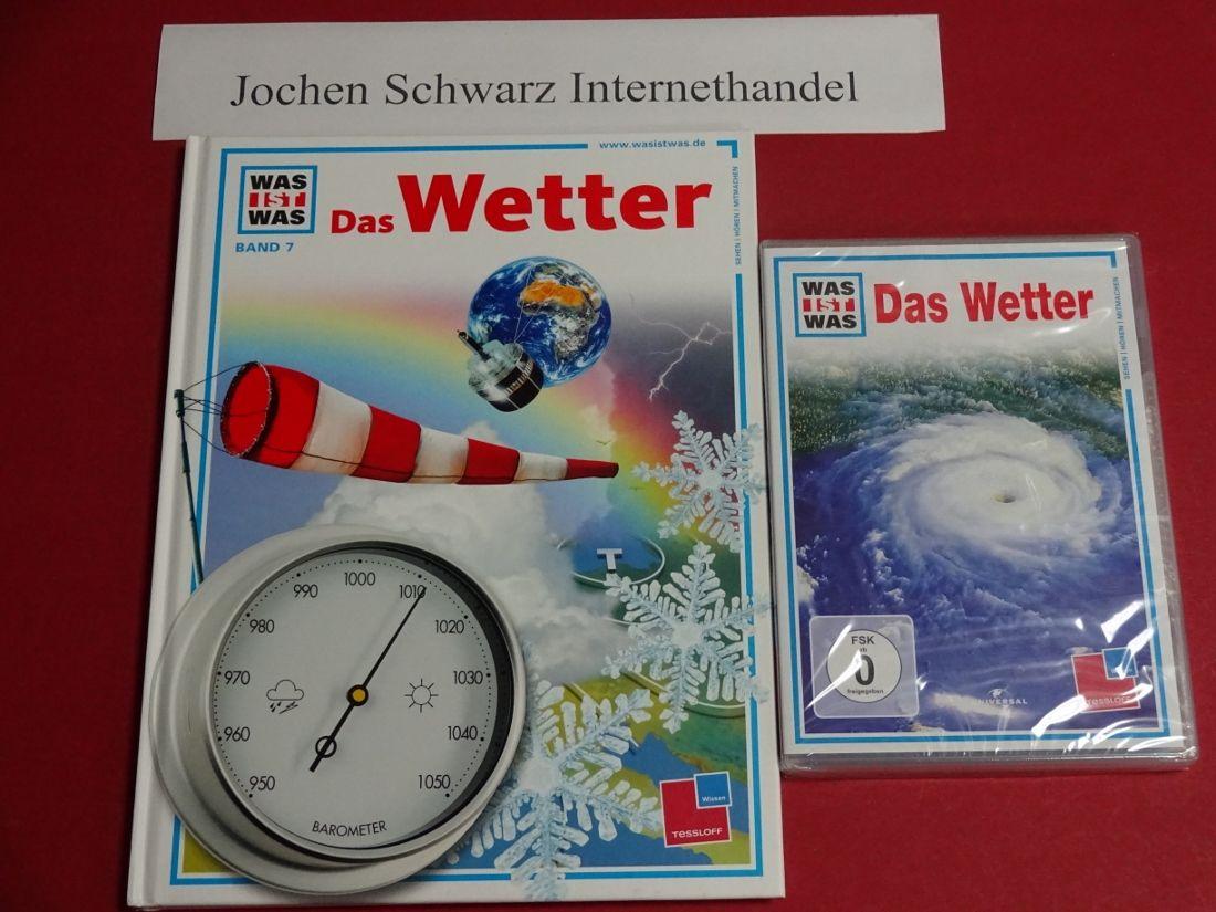 Das Wetter Buch & DVD - Crummenerl, Rainer, Wolfgang Freitag und Frank Kliemt