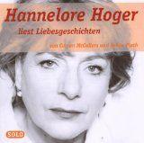 Hannelore Hoger liest Liebesgeschichten [Tonträger]. von Carson McCullers und Sylvia Plath - Hoger, Hannelore, Carson McCullers und Sylvia Plath