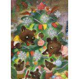 Adventskalender, Bären-Weihnachtsbaum - Gorbatschow, Valeri