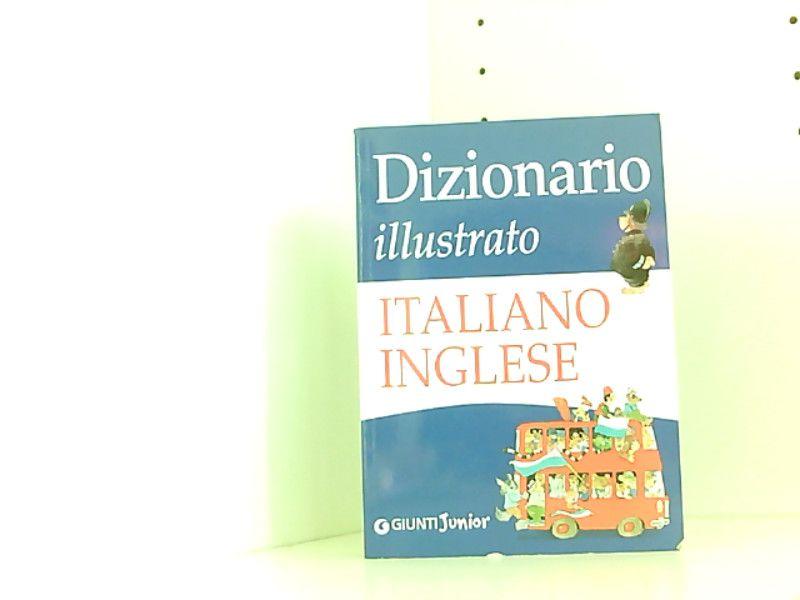 Dizionario illustrato italiano-inglese - Lemma, Giulia und Tony Wolf