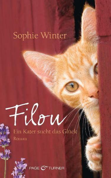 Filou: Ein Kater sucht das Glück - Roman - Winter, Sophie