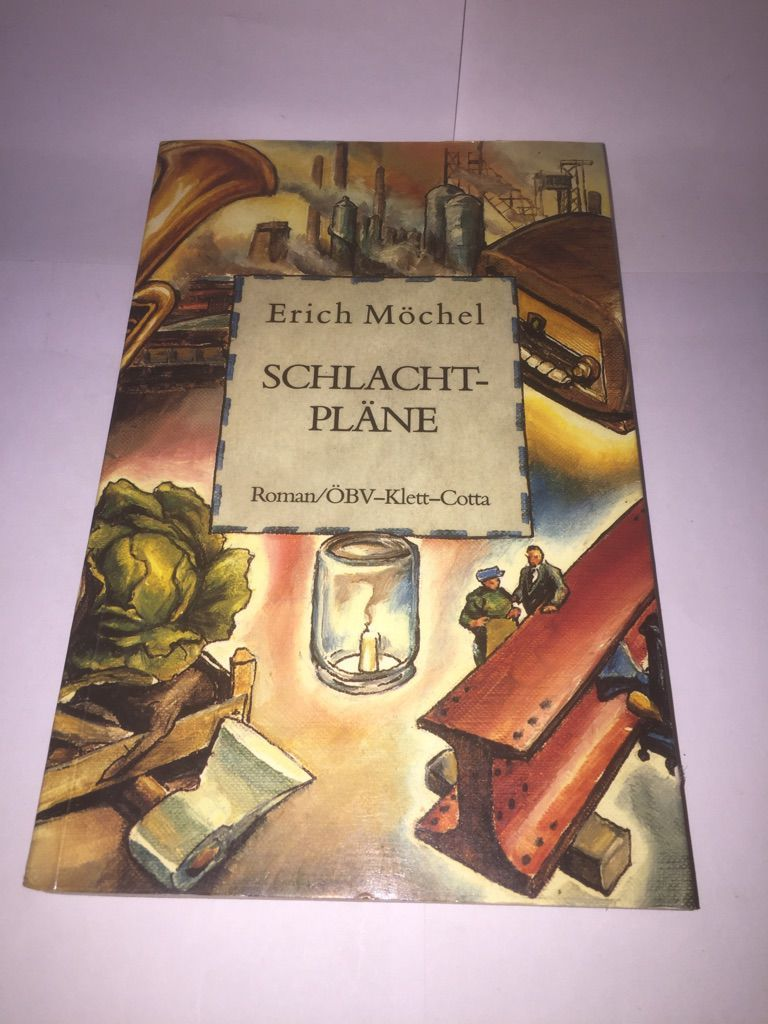 Schlachtpläne - Möchel, Erich
