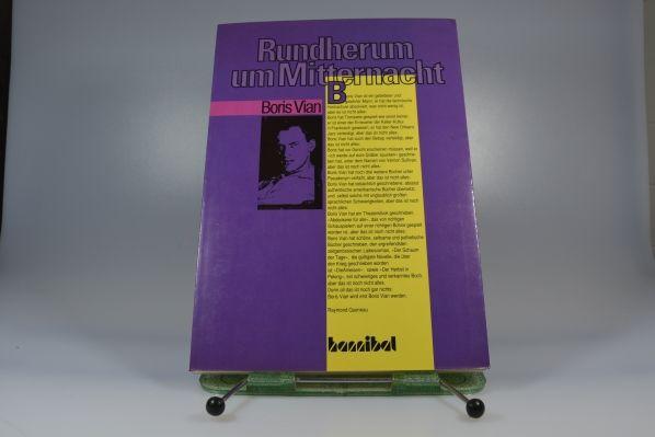 Schriften, Glossen und Kritiken über Jazz Teil: Bd. 1., Rundherum um Mitternacht - Vian, Boris