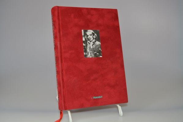 Marlene-Dietrich-Adressbuch. hrsg. von Christine Fischer-Defoy - Dietrich, Marlene (Mitwirkender) und Christine (Herausgeber) Fischer-Defoy