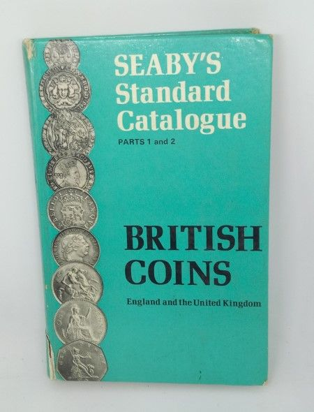 SEABY'S Standard Catalogue Parts 1 and 2