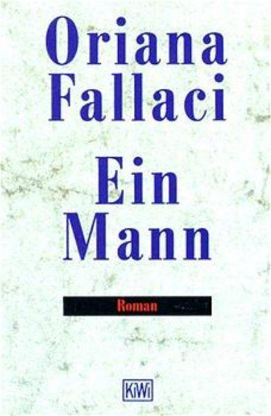Ein Mann - Fallaci, Oriana