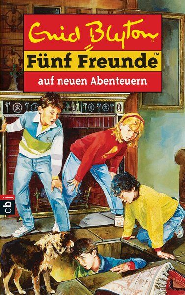 Fünf Freunde, Neubearbeitung Bd.2 Fünf