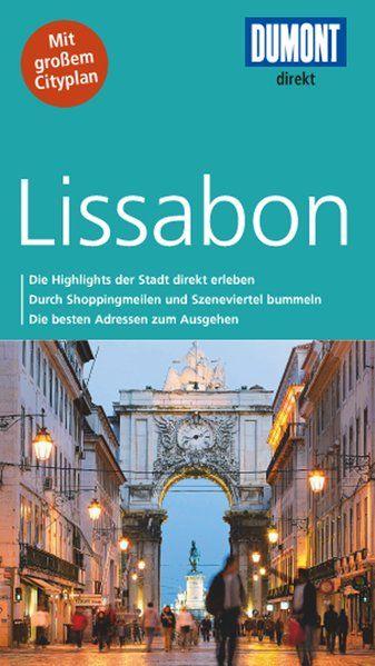 DuMont direkt Reiseführer Lissabon - Hammer, Gerd
