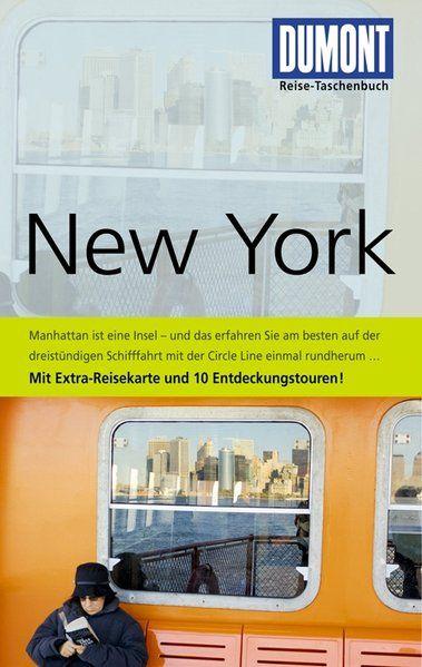 DuMont Reise-Taschenbuch Reiseführer New York - Skrentny, Werner