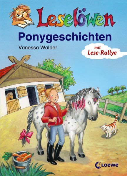 Leselöwen-Ponygeschichten - Walder, Vanessa