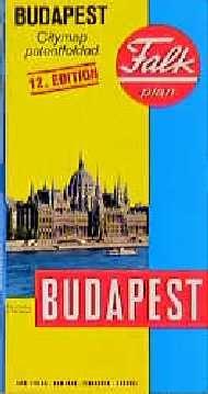 Falk Pläne, Budapest, Falkfaltung - Kft, Cartographia