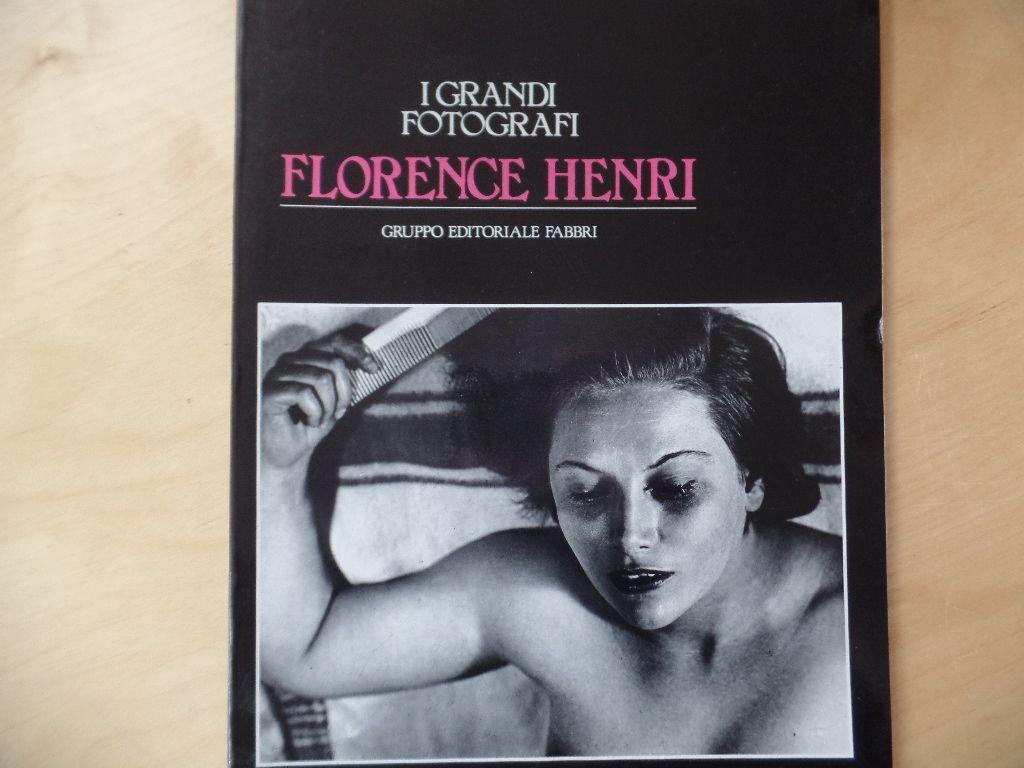 I grandi Fotografi. Florence Henri. - Fotografie, Film - Henri, Florence