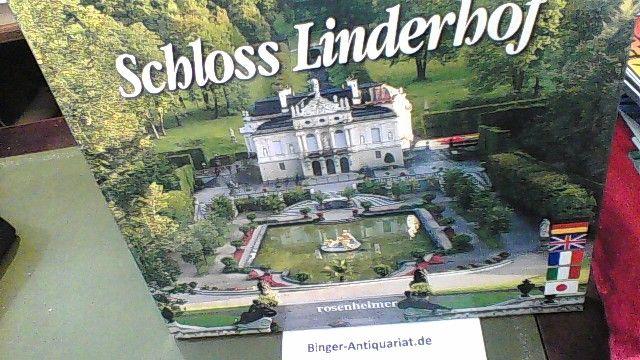 Schloss Linderhof - Klaus, G. Förg