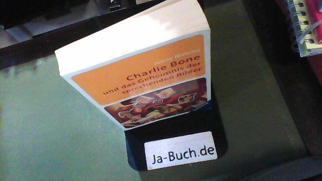 Charlie Bone und das Geheimnis der sprechenden Bilder. - Nimmo, Jenny und Cornelia Holfelder-von der Tann