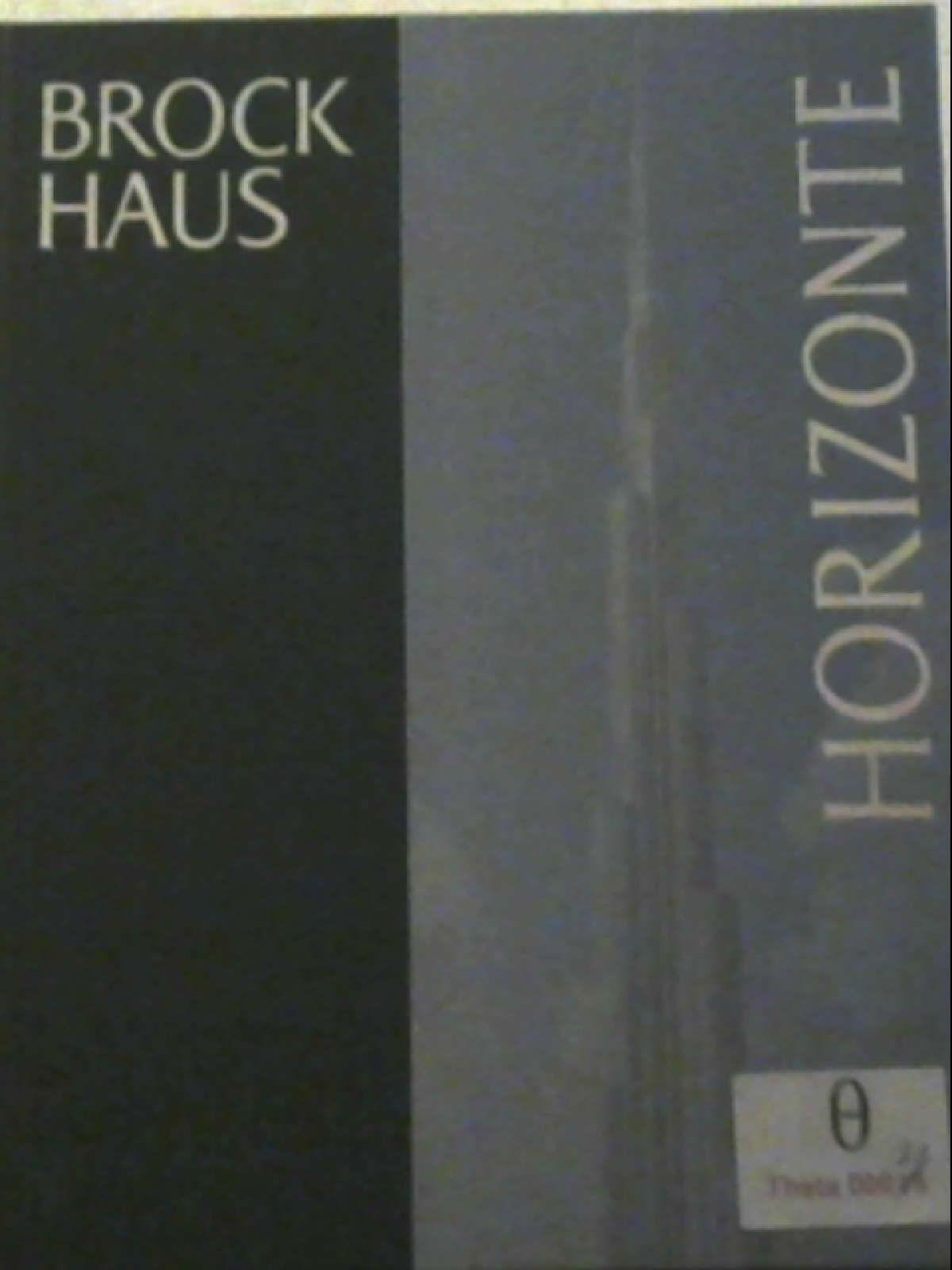 Brockhaus Horizonte in 12 Bände - Brockhaus