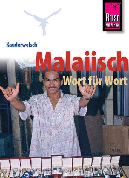 Kauderwelsch, Malaiisch Wort für Wort - Martin, Lutterjohann
