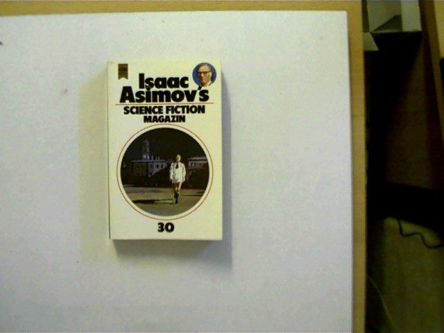 Magazine of Fantasy and Science Fiction 30 - Asimov, Isaac