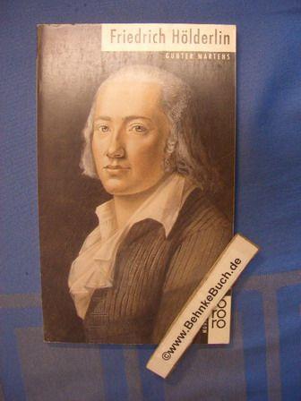 Friedrich Hölderlin. dargest. von Gunter Martens / Rowohlts Monographien  586 - Martens, Gunter (Verfasser)