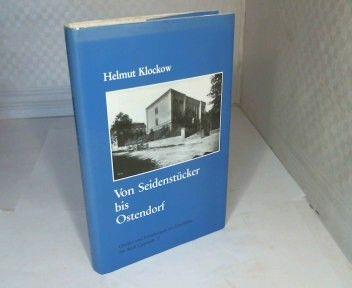 Von Seidenstücker bis Ostendorf: Entwicklungslinien des Lippstädter Schulwesens in der ersten Hälfte des 19. Jahrhunderts (1796-1857)