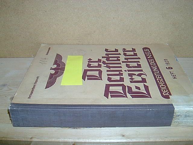 der deutsche erzieher reichszeitung des nslb. Black Bedroom Furniture Sets. Home Design Ideas