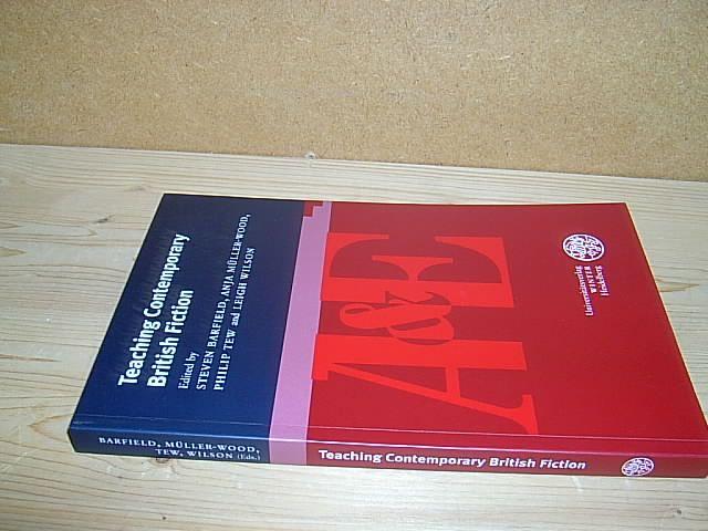Teaching Contemporary British Fiction. (= anglistik & englischunterricht. Band 69). - Tönnies, Merle (ed.)