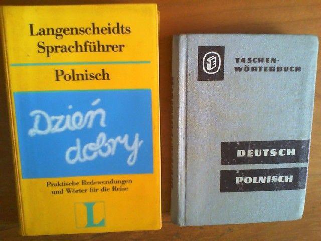 1 Langenscheidts Sprachführer Polnisch Mit Reisewörterbuch