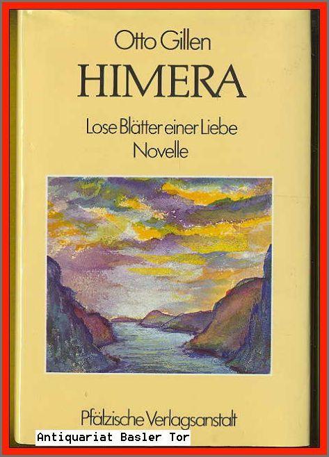 Himera Lose Blätter e. Liebe; Novelle