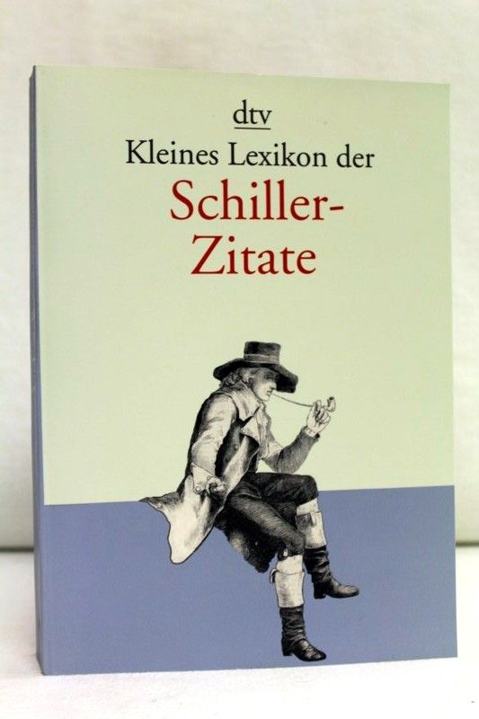 LEXIKON DER SCHILLER ZITATE Original (PDF)