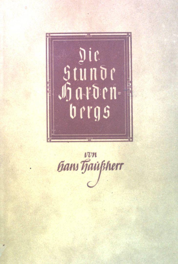 Die Hardenbergs