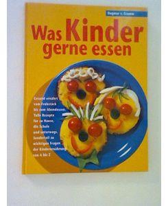 Essen was kinder chefkoch gerne was Kinder