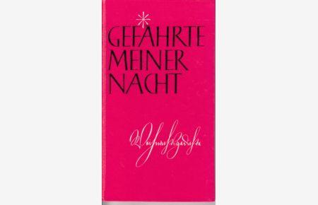 Niederländische Weihnachtsgedichte.Ich Hab Einmal Suleika Geheißen Erotische Und Andere Gedichte