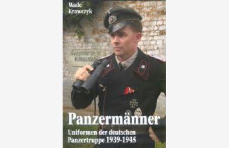 Winkelried Verlag Uniformen der Deutschen Wehrmacht 1937-1945 von Wade Krawczyk