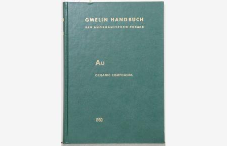 Gmelin handbook of inorganic and organometallic chemistry